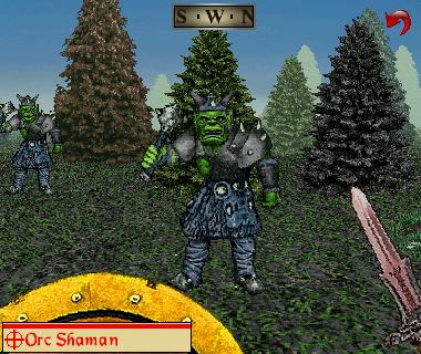 Orc Shaman Enemy