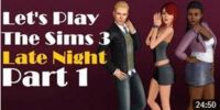 The Sims 3 - Late Night