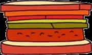 Sandwich of life