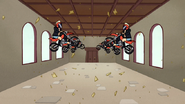 S4E13.164 Biker Guards Enter the Chamber