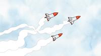 S4E21.168 Three Mini-Missiles