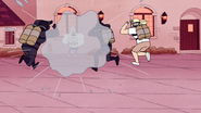 S4E31.151 Skips Being Approached by the Enemy