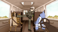 S4E18.053 Mordecai and Rigby Being Knocked Out