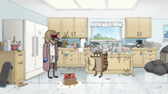 S7E01.092 That Cereal was Bum Mordecai's Brunch