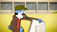 S5E24Mordecai during Art School