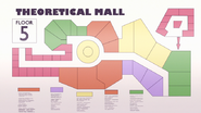 S8E23.354 Theoretical Mall Map