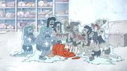 S4E17.242 The Caveman Getting Frozen