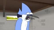 S5E24Present Mordecai Screaming
