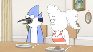S6E01.144 Mordecai Snaps Back to Reality
