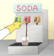 S4E27.013 Frank Jones Testing the Soda Fountain