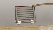S3E34.138 Rigby Removing the Vent Grate