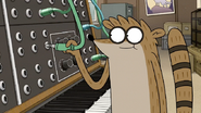 S7E23.016 Rigby Pulling Out a Green Cord