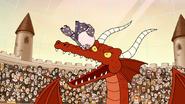 S7E30.206 Dragon Trying to Shake Marvolo Off