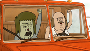 S4E27.162 Muscle Man and Bro Shouting Whoo-Hoo!