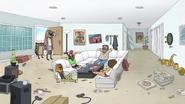 S7E01.081 Bum Mordecai's Loser Roommates