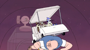 S4E31.215 Mordecai and Rigby Getting in the Cart