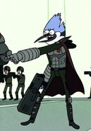 Future Mordecai RS The Movie