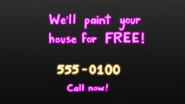 S5E31.043 We'll paint your house for FREE!