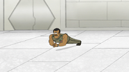 S8E15.097 Rawls Doing Clapping Push-Ups