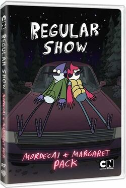 RegularShow MordecaiAndMargaretPack