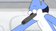 S4E21.017 Mordecai Witnessing the Meatball Drop