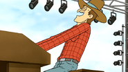 S6E17.196 Farmer Jimmy Playing that Organ Hard