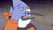 S7E09.307 Mordecai Can't Watch