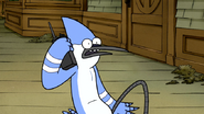 S3E04.279 Mordecai Getting a Call from Skips