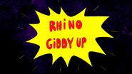 S4E20.206 Rhino Giddy Up