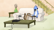 S5E01.017 Rigby Giving Mordecai His Controller