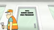 S7E17.130 Pops Senior Senior Vice President