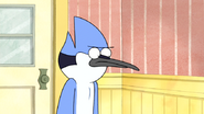 S4E36.086 Mordecai is not Amused