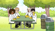 S7E35.020 Scientists Laughing