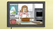 S6E17.001 A Woman Baked a Cake on TV