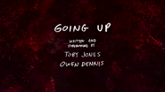 S7E09 Going Up Title Card
