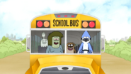 S5E19.009 The Guys Driving a School Bus
