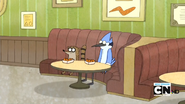 S3e32 mordecai and rigby at wing kingdom
