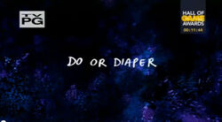 Do or Diaper Title