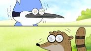 S7E11.098 Mordecai and Rigby's Caffeine Eyes