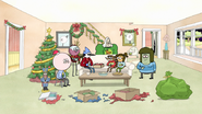 S8E23.001 Christmas Party in Space