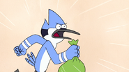 S8E23.232 Mordecai Charging with the Cookies