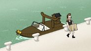 S6E26.122 Randall and His Unattended Boat
