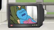 S8E14.001 Blue Alien Woman
