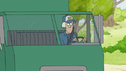 S7E24.062 Ziggy Driving the Garbage Truck
