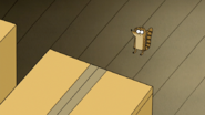 S6E06.137 Rigby Staring at the Tall Boxes