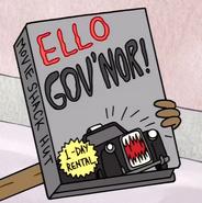 Ello Govnor cover