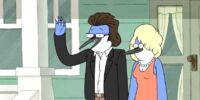 Mordecai's Parents