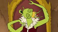 S8E05.047 Mantis King Making Slurping Noises 02