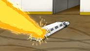 S4E21.208 Limosaurus Breathes Fire on the Stallion