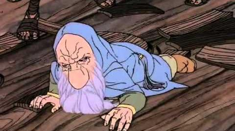 Lord Of The Rings Animated The Hobbit (1977)